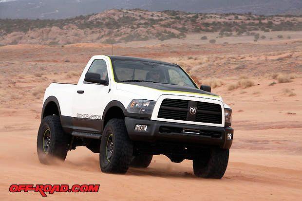 Mopar Underground Dodge Power Wagon Concept Cars Trucks Ram