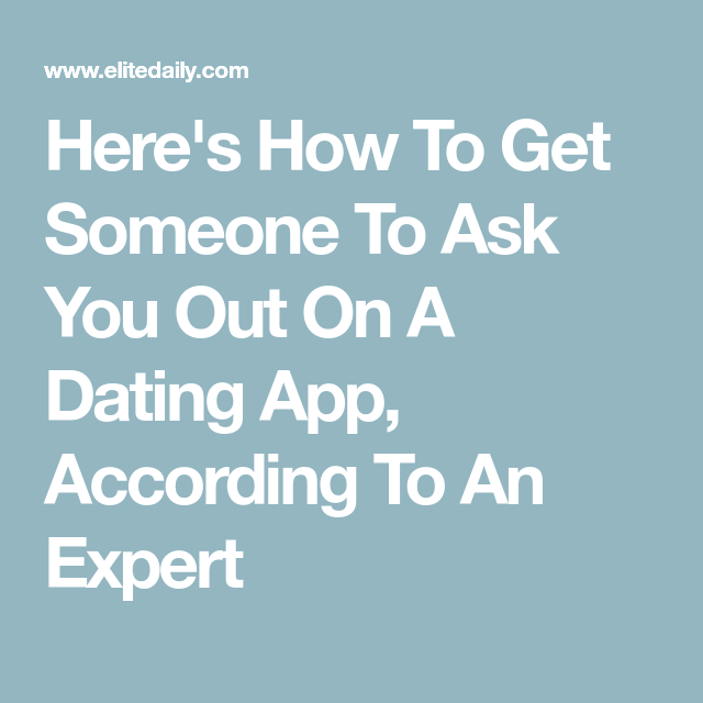 what to ask someone on a dating site