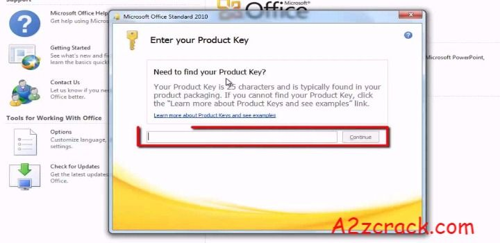 microsoft word 10 product key