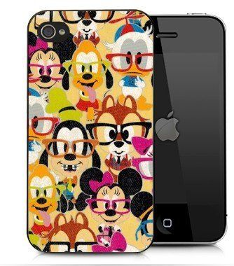 Disney Mickey Mouse Cover for iPhone 4S