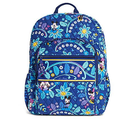 Mickey and Minnie Mouse Disney Dreaming Campus Backpack by Vera Bradley     On sale at the Disney Outlet at Sawgrass...just saying