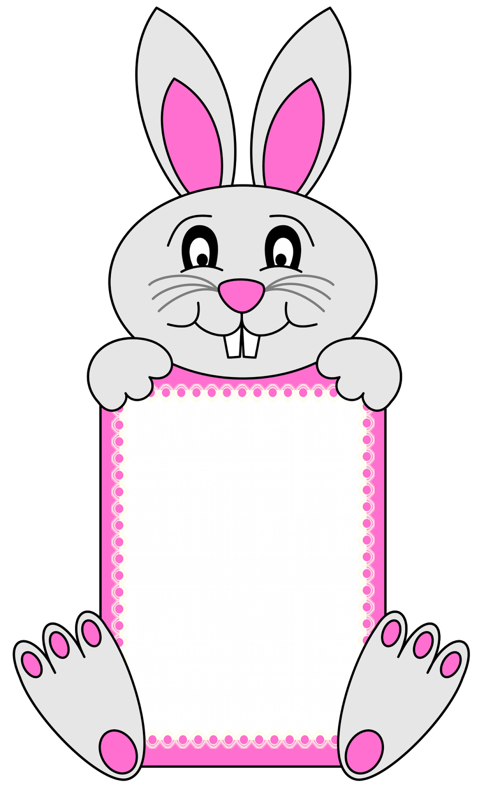 Easter noticeboard will print to a3 templates for creativity also available