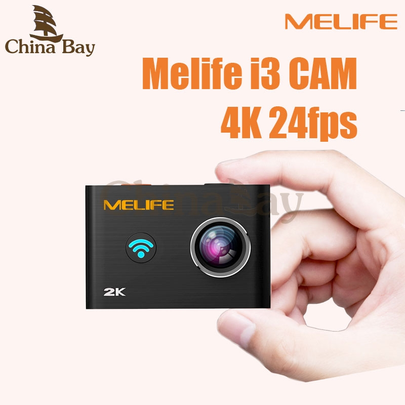 99.00$  Watch here - http://ali152.worldwells.pw/go.php?t=32740504851 - Original Melife i3 professional action camera with NOVATEK 96660 Chipset inside 4k 24 fps resolution 30m waterproof sport camera 99.00$