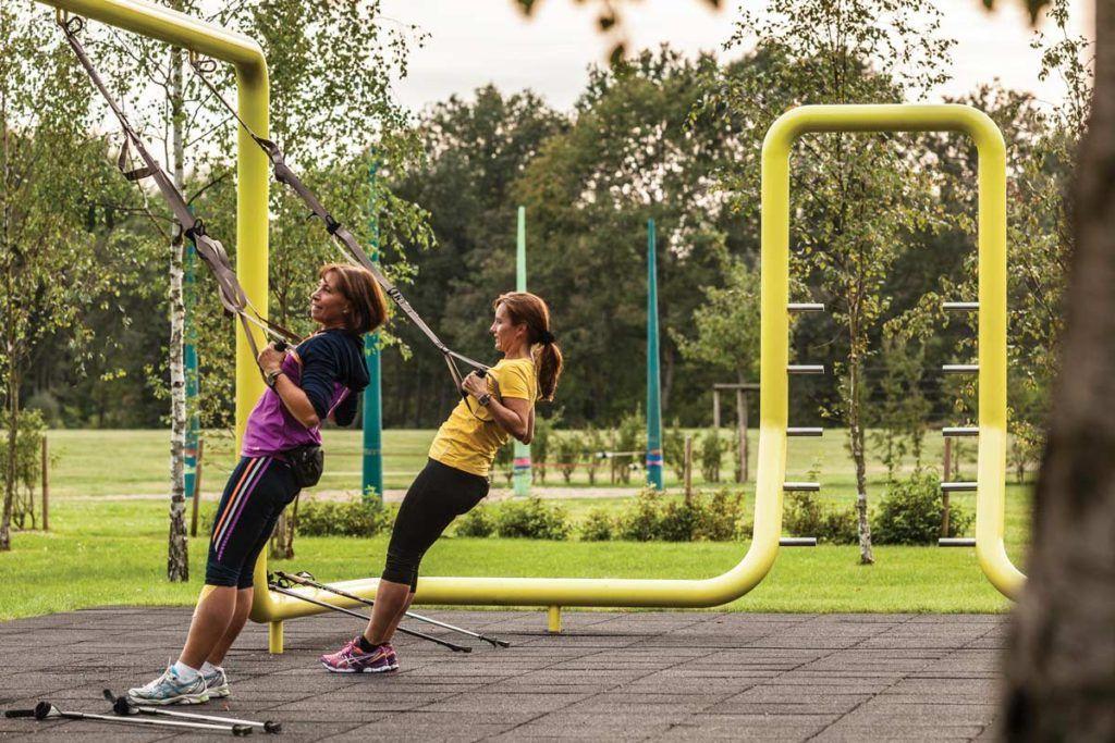 Annabau Landezine International Landscape Award Lila Playground Workout Playgrounds Architecture Landscape Architecture Park