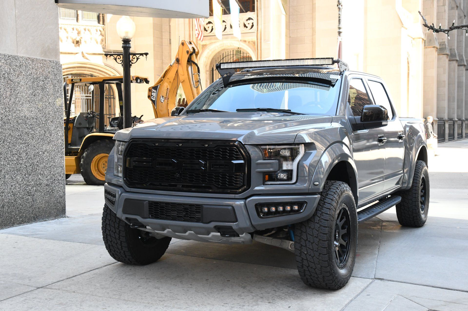 Used 2018 Ford F 150 Raptor Chicago Il Tactical Truck Ford
