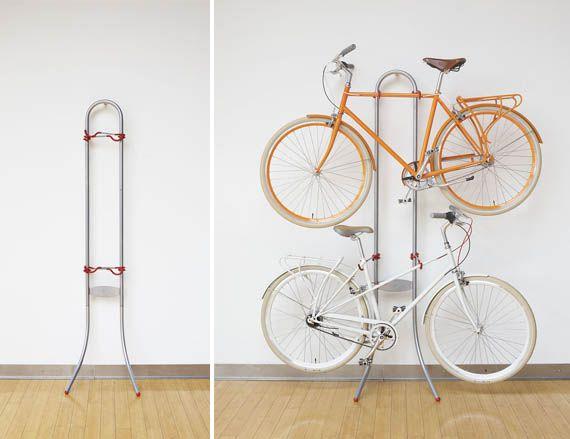 Para as bicicletas...