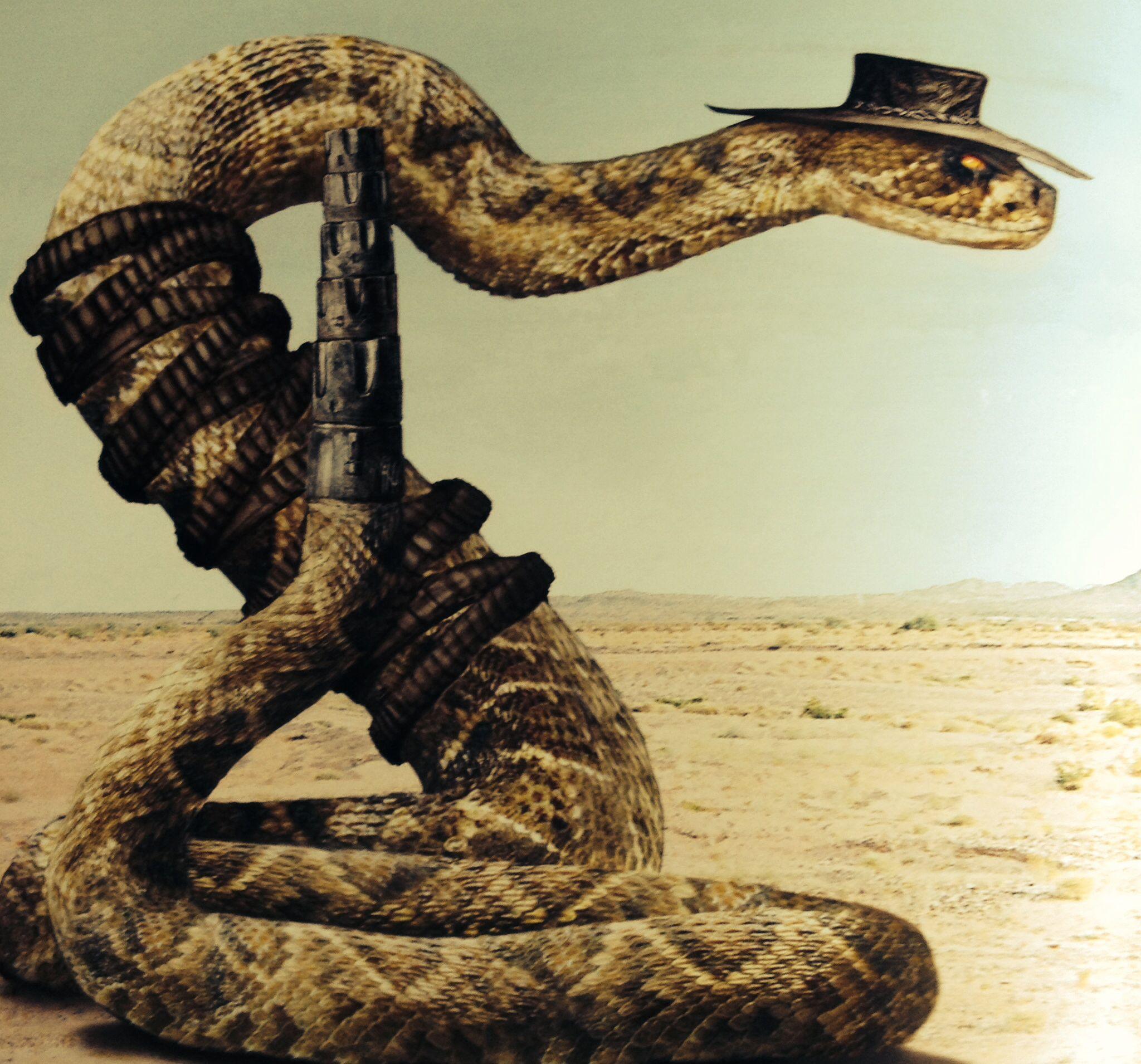 Rattlesnake Jake Rango
