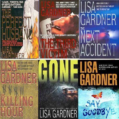 Lisa Gardner - FBI Profiler Series