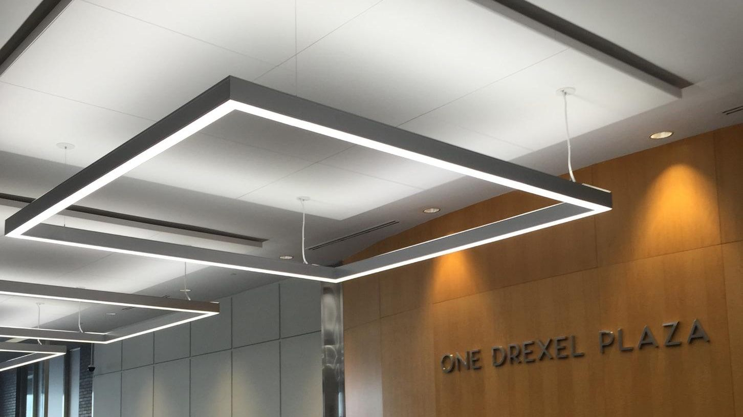 Our Ls3 Led Luminaires Have Been Custom Made Into Sleek Square Patterns To Fit Thi Lighting Design Inspiration Architectural Lighting Design Interior Lighting