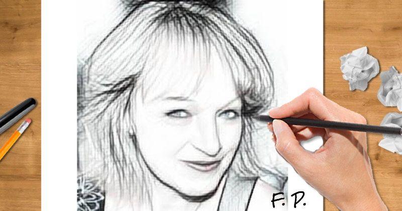 Podemos desenhar você? Clique aqui e dê uma olhada no seu desenho!