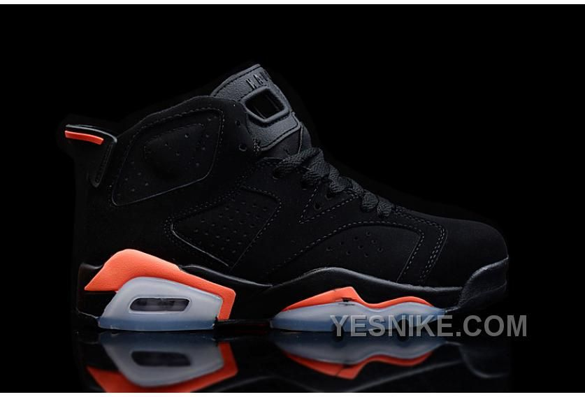 Big Discount 66 OFF 2016 Air Jordans 6 Retro BlackInfrared23 For Sale