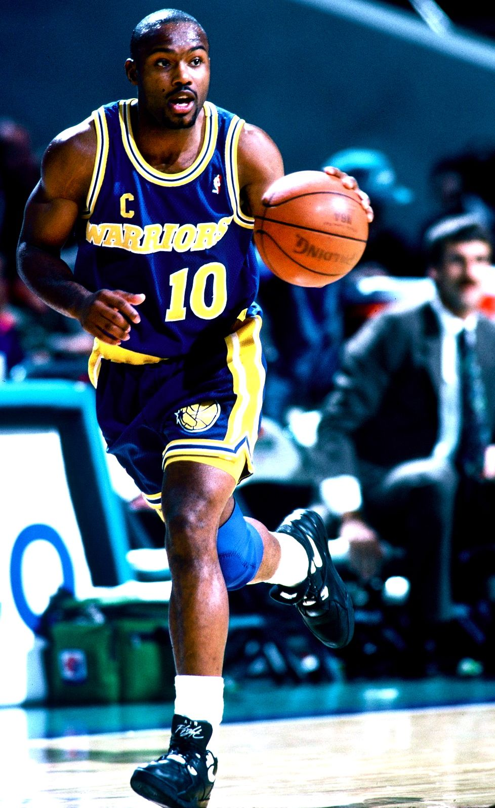 fb7a26522b8 Back in the day I was a huge GS Warriors fan. Tim Hardaway was my guy. Long  live Run TMC.
