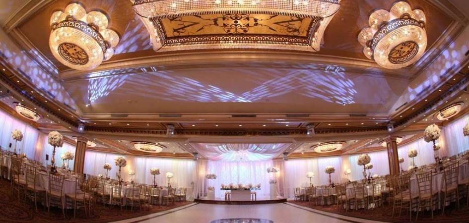 Glenoaks Ballroom By LA Banquets Weddings