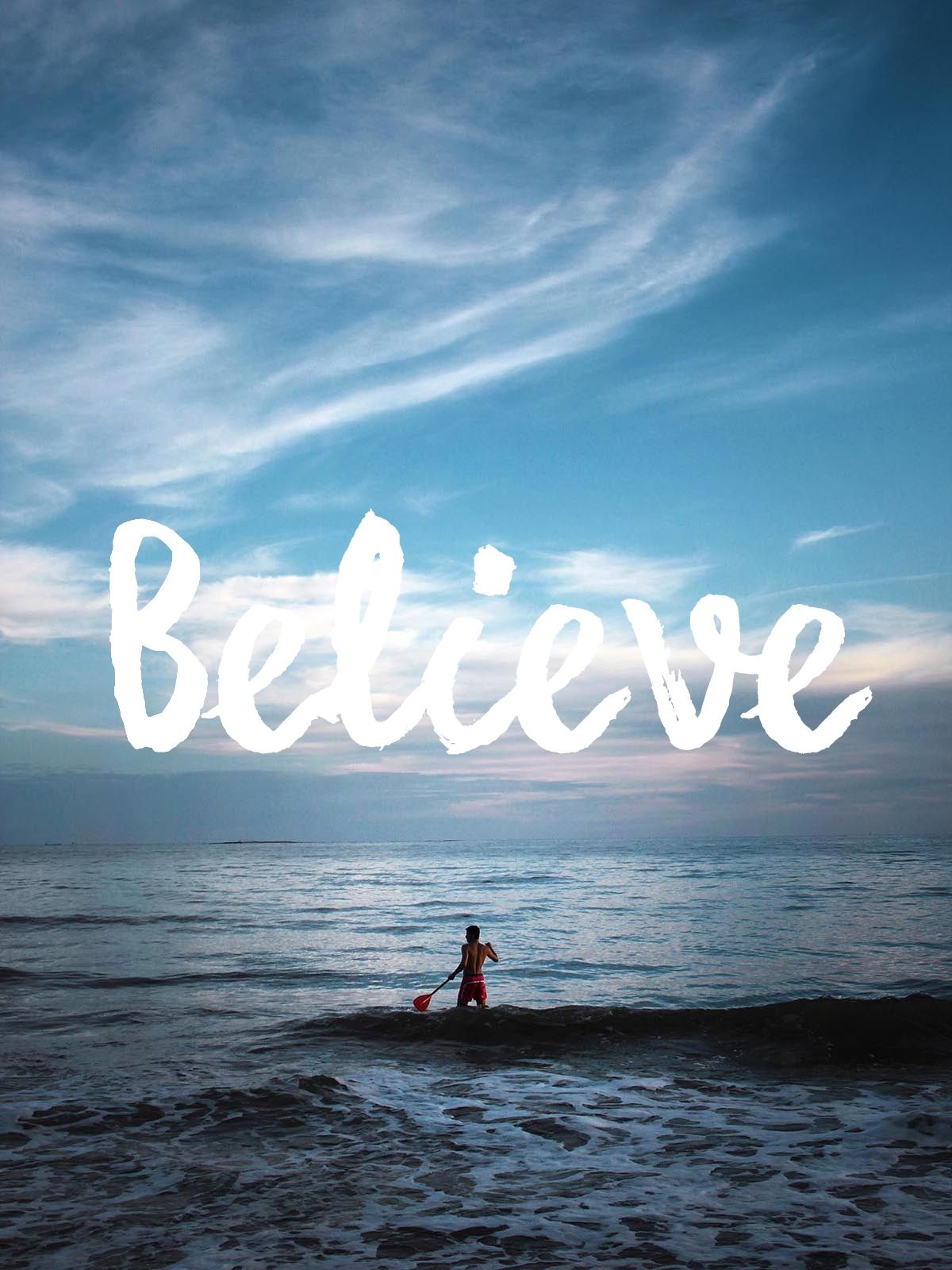 New Meditation Believe In Yourself