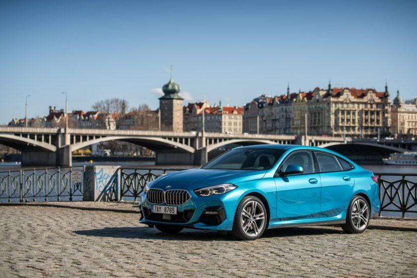 The New Bmw 2 Series Gran Coupe F44 Celebrates Czech Market