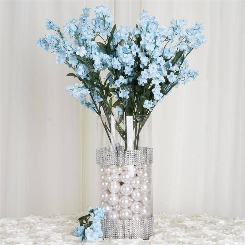 Home In 2020 Wedding Vases Blue Wedding Flowers Outdoor Wedding Flowers
