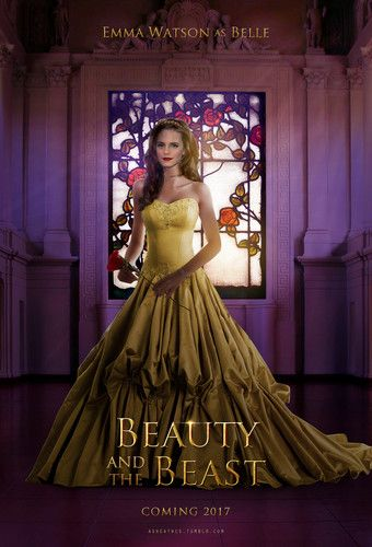 Emma Watson As Belle In The Live Action Film Beauty Beast 2017