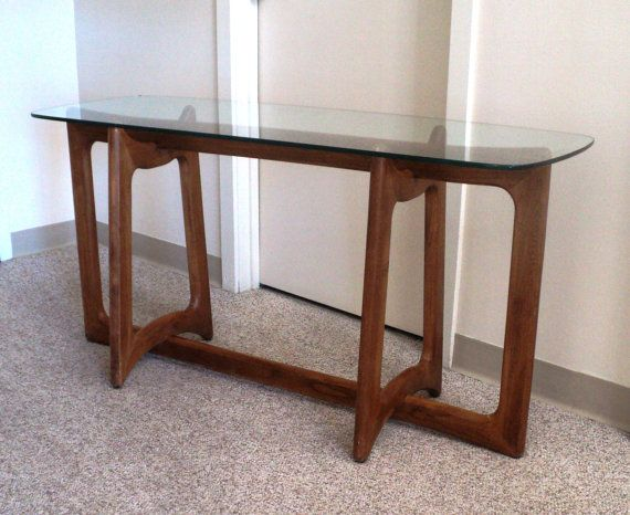 Sold Rare Adrian Pearsall Console Table By Julesmoderne On Etsy