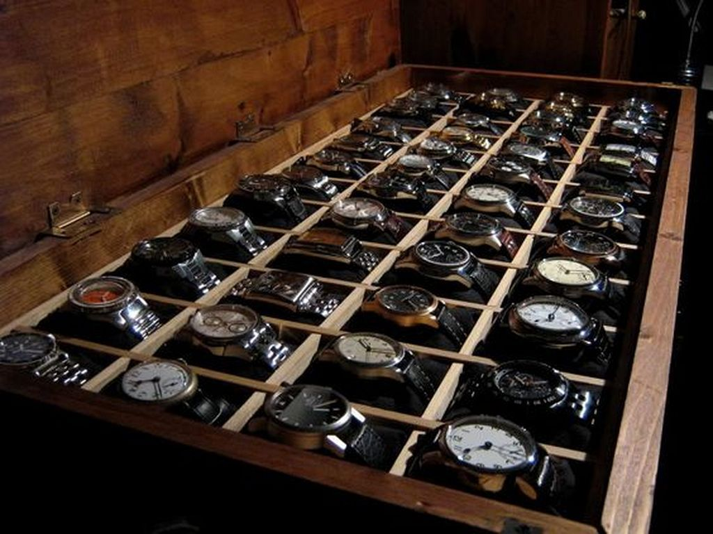 20 intelligent hand watch box ideas so that not easy damaged and lost decoration ideas