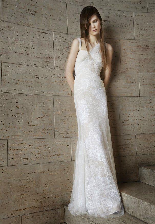 Preciosos vestidos de novias | Colección Vera Wang 2015