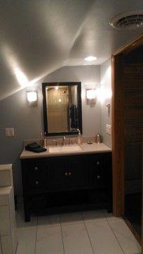 Small Bathrooms Under Eaves loft bathrooms | boncville