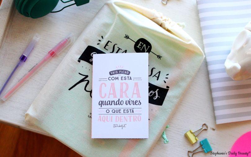 Ano Novo, Agenda Nova! | Stephanie's Daily Beauty #mrwonderful #agenda2016 #planner
