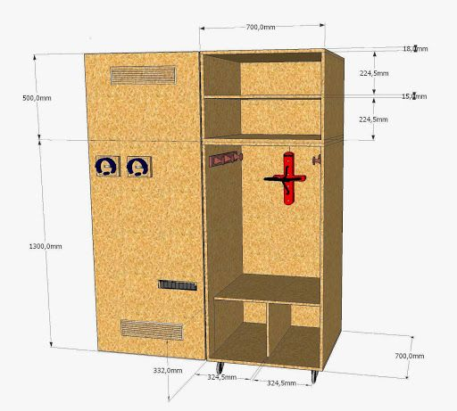 vos armoires de sellerie horse pinterest armoires. Black Bedroom Furniture Sets. Home Design Ideas