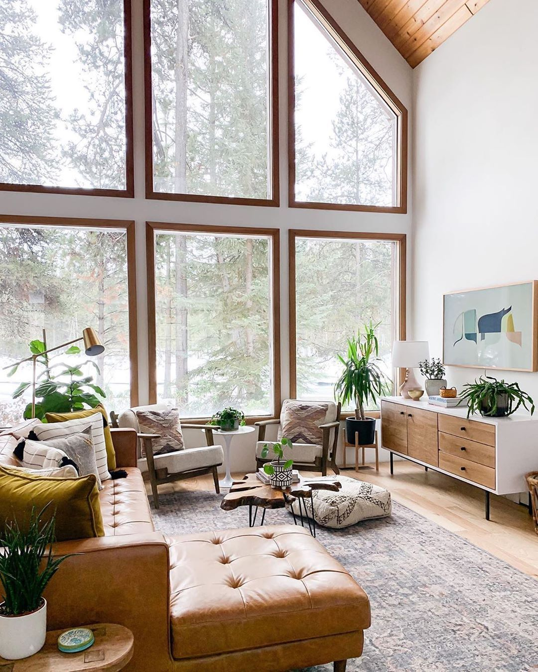 HGTV Canada On Instagram: Floor-to-ceiling Window Envy