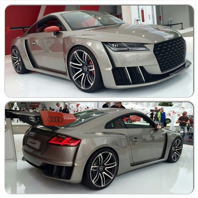 Vehiculos Deportivos Audi Sport Quattro
