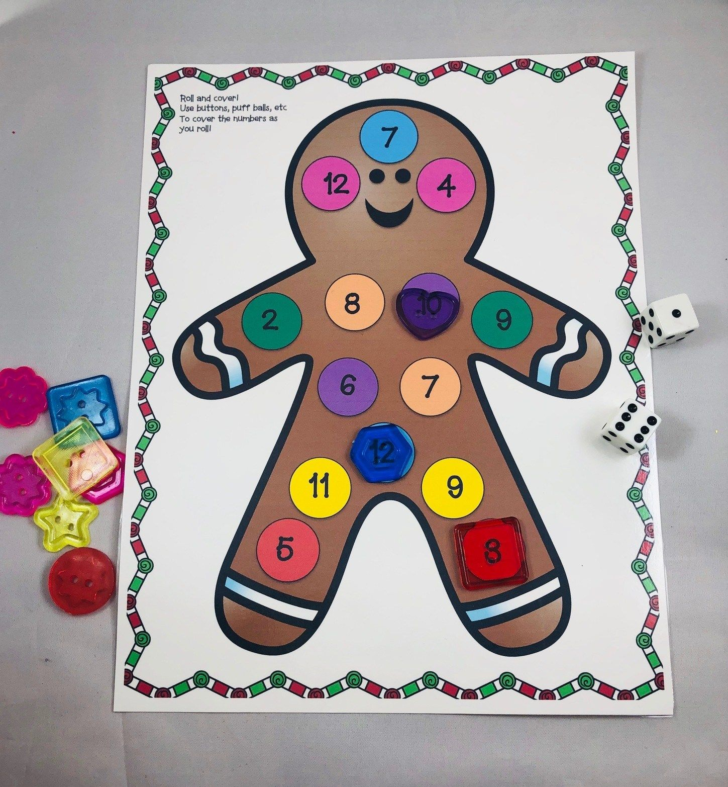 Gingerbread Man Lesson Plans For Preschool And Prek With