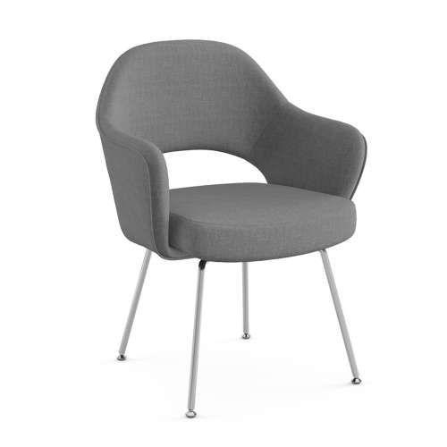 Saarinen Executive Armchair With Tubular Leg