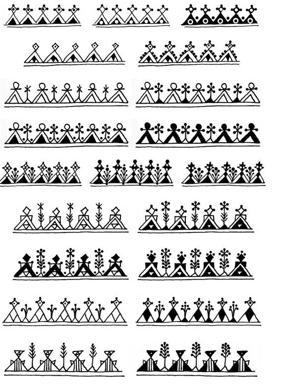 North African Henna Patterns Tats Pinterest Henna Patterns