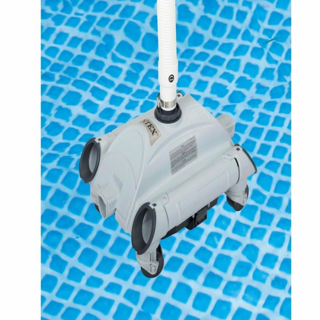 Intex 3000 GPH Above Ground Pool GFCI Sand Filter Pump and