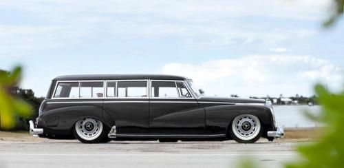 Lowered 1956 300C Wagon by Binz (Chop).