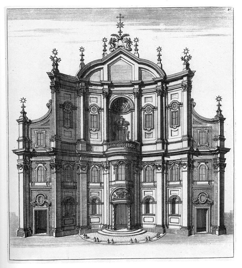 baroque oratorio is