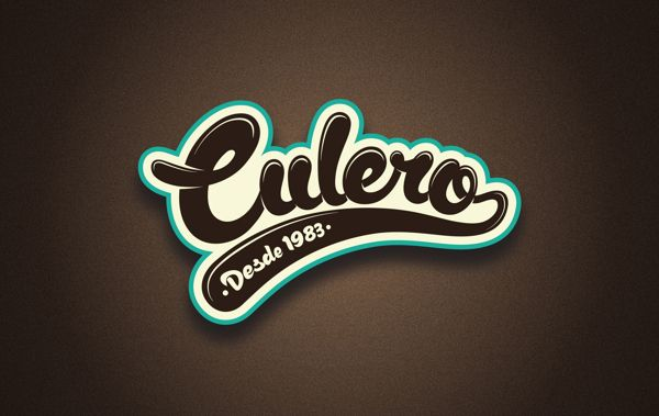 typejunkie: Culero ... - Betype i dont care who knows!