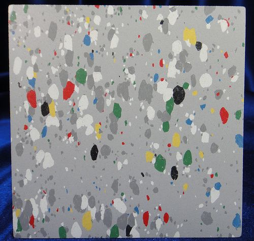 Retro 1950 S Vintage Asbestos Floor Tile Retro Vinyl Flooring Victorian Tiles Vinyl Flooring