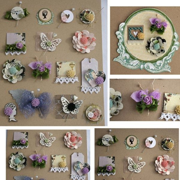 Card Making Embellishment Ideas Part - 24: A Project By Danni Reid From Our Cardmaking Gallery Originally Submitted At  AM