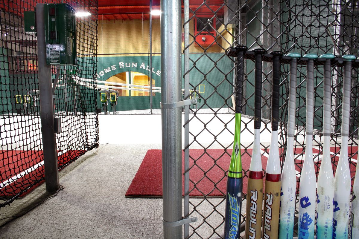 Batting Cages Adventure Zone Canal Park Duluth Canal Park Duluth