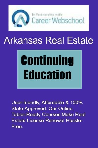 real estate continuing education online courses