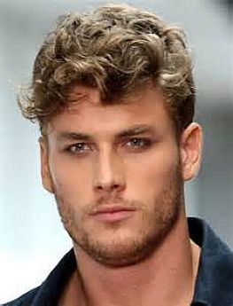 The Stylish Short Curly Hairstyles For Men: Short Length Curly Hairstyles  For Men Hipsterwall ~