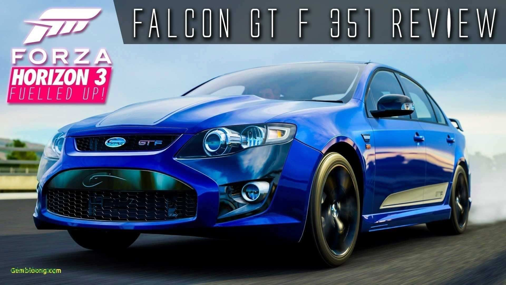 2020 Ford Falcon Gt New Concept