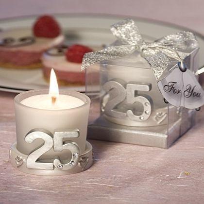 ideas para decorar y organizar bodas de plata | para bodas | 25th