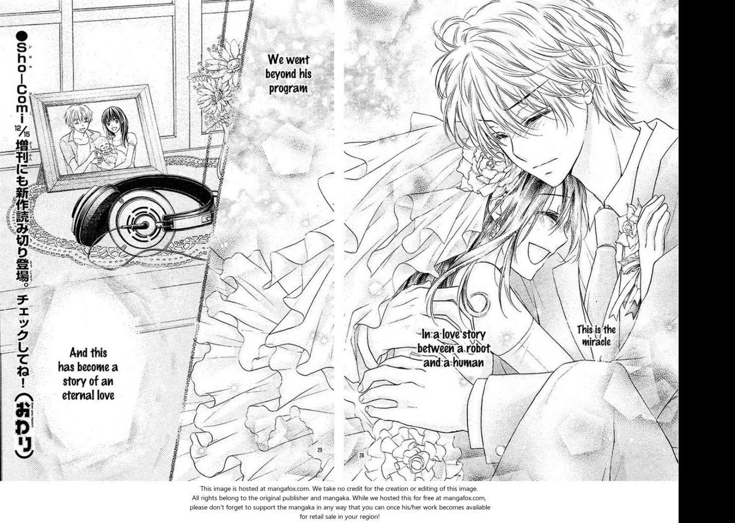 Zettai Renai Program Vol.2 Ch.8 Page 28 Mangago Manga