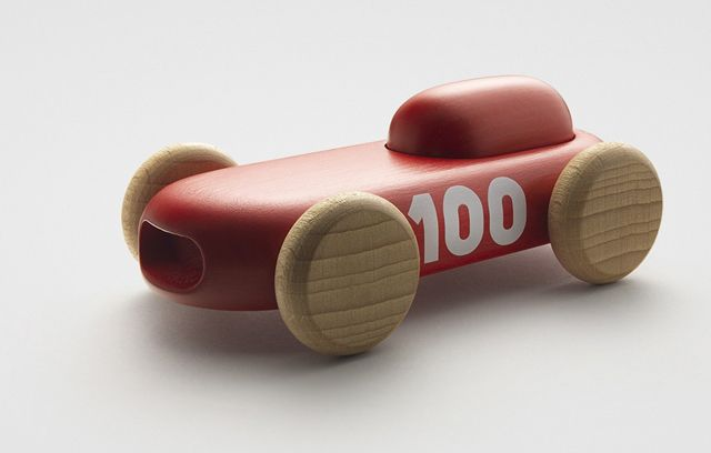 100 Racer by Permafrost Design
