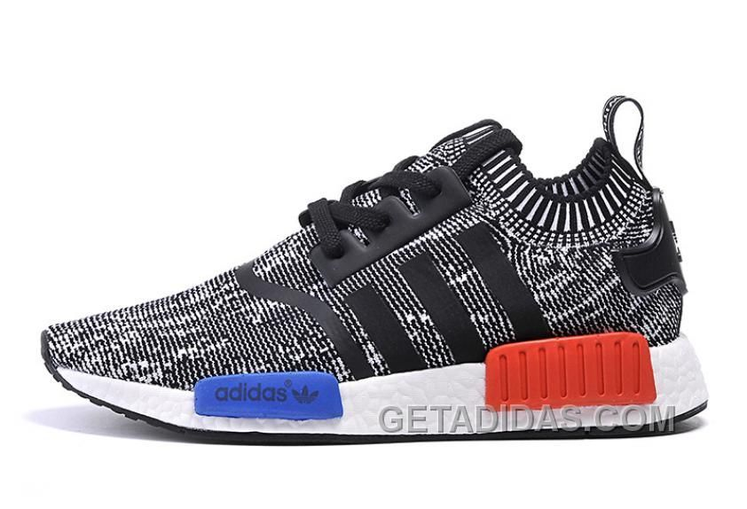 size 40 0ae01 008e1 ADIDAS NMD RUNNER GREY BLACK SHOES DISCOUNT Only  88.00 , Free Shipping!