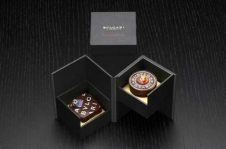 Luxury Tastes Like Chocolate Bvlgari Chocolate Chocolate