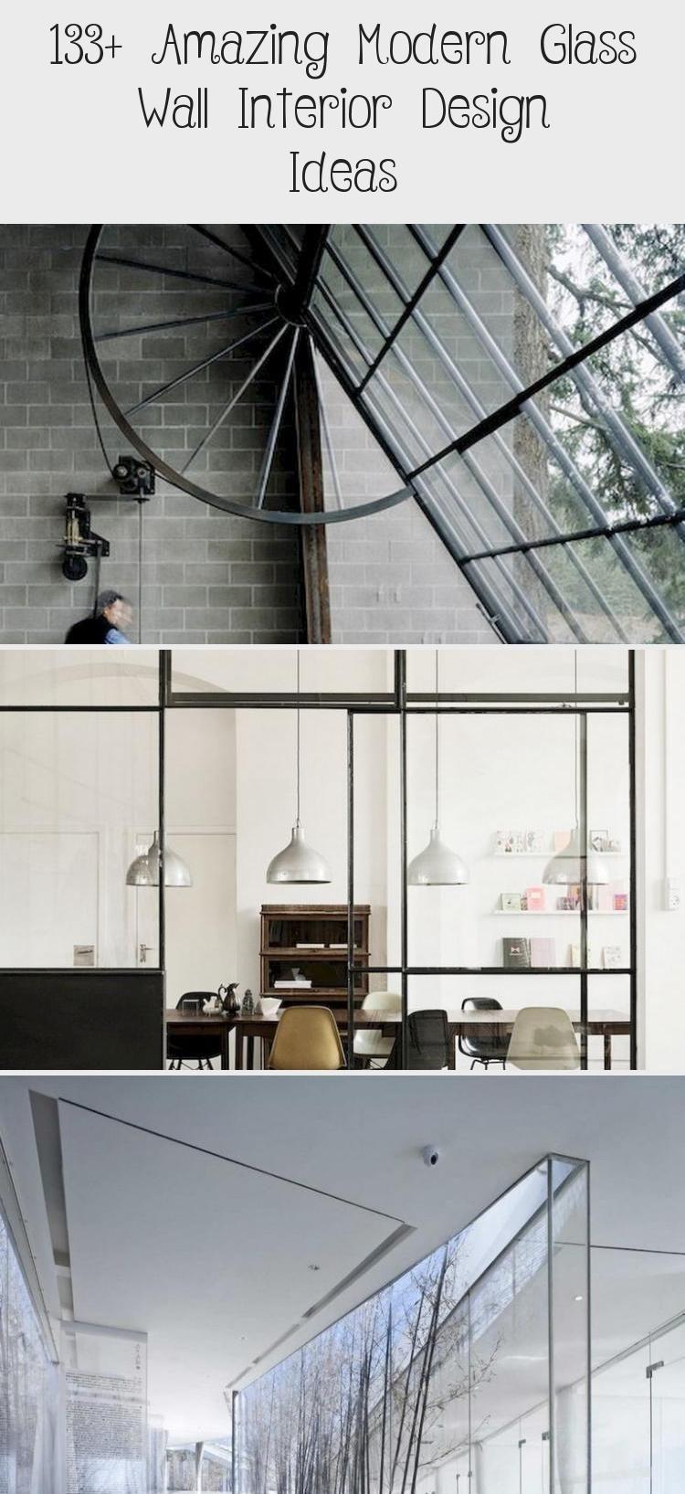 133+ Amazing Modern Glass Wall Interior Design Ideas #interiordesign #interiordesignideas #interiordesignstyles #interiordesignOffice #interiordesignIndustrial #interiordesignScandinavian #Traditionalinteriordesign #interiordesign2019