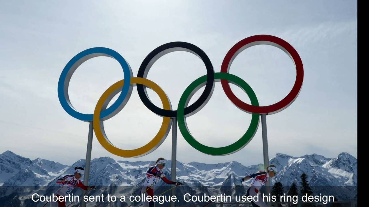 What Do The Olympic Rings Mean Olympic Ideas Pinterest