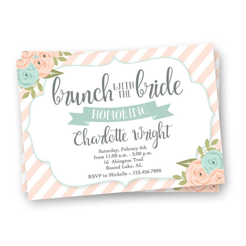 http://www.wedding4wed.com | Bridal Shower Invitations | Pinterest ...